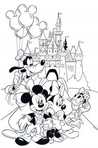 Minnie Mouse Coloring Book Pages - Coloring Pages Mickey and Minnie Mouse Minnie Mouse Coloring Book New Free Printable Mickey Mouse Christmas 20o