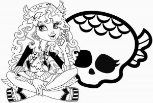 Monster High Coloring Pages that You Can Print - Monster High Coloring Pages Coloringlminspector 10o