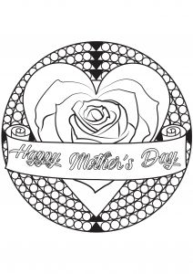 Mother Day Coloring Pages to Print - Mother Day by Allan Celebrations Happy S Birthday 19o