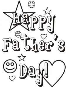 Mother Day Coloring Pages to Print - Fathers Day Coloring Pages for Grandpa 7g