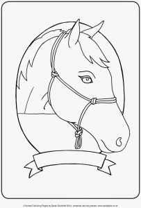 Mothers Day Coloring Pages for toddlers - Faerysarah Horse Colouring Pages A Gift for You for Mother S Day 10o