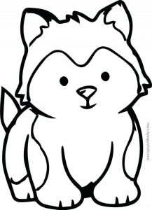 Mummy Coloring Pages - Free Husky Coloring Pages Elegant Cute Husky A 16m