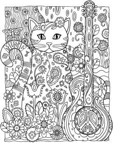 Musical Instruments Coloring Pages - Music Instruments Coloring Pages Musical Instruments Coloring Pages Elegant Coloring Book and Pages 19t