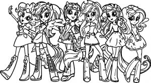 My Little Pony Coloring Pages to Print - My Little Pony Coloring Pages to Print My Little Pony Color Pages New New My Little 19f