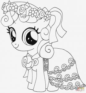 My Little Pony Coloring Pages to Print - My Little Pony Coloring Pages Best Easy Coloring Pages My Little Pony Litten Coloring Pages Lovely Best Od 7g
