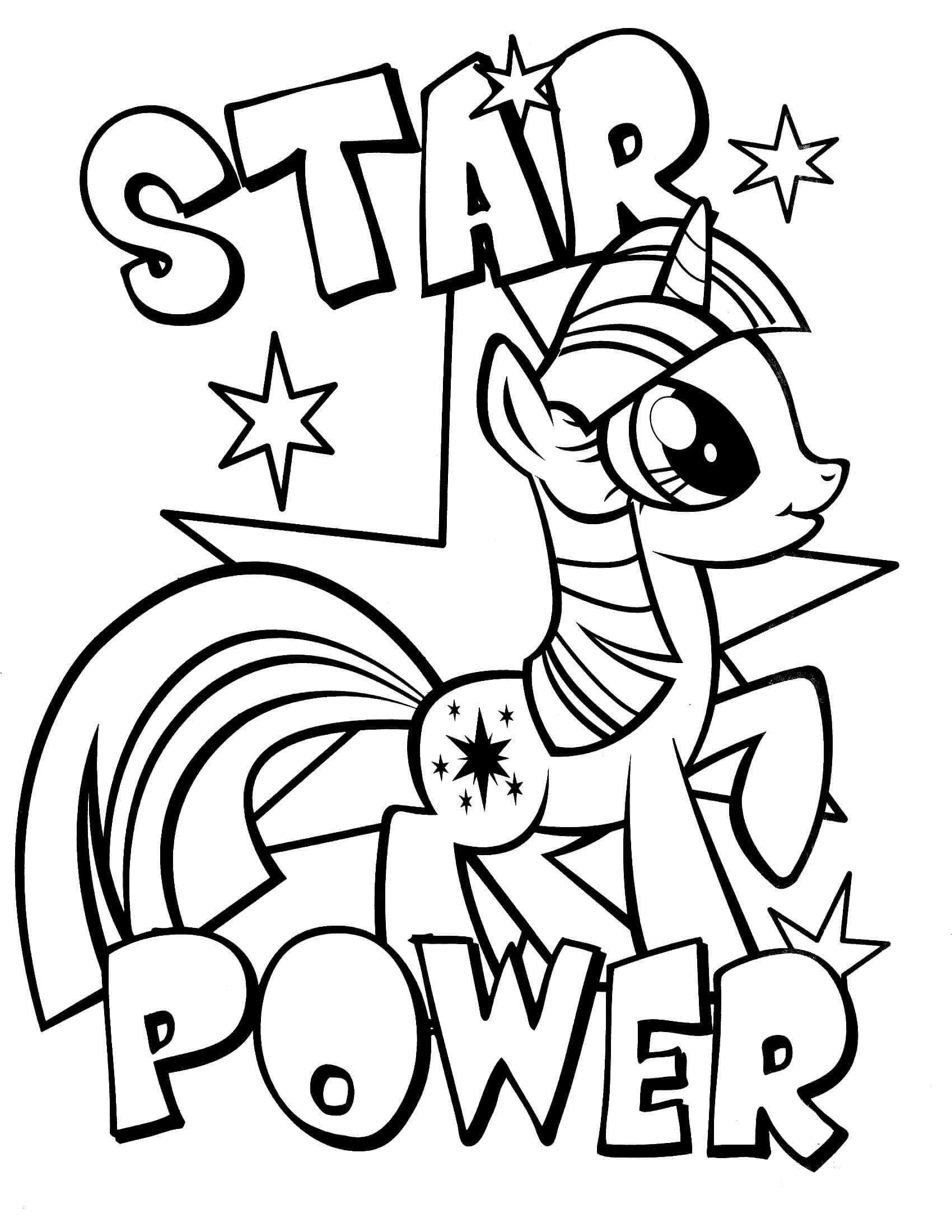 20 My Little Pony Coloring Pages To Print Gallery Coloring Sheets