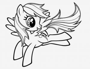 My Little Pony Coloring Pages to Print - My Little Pony Coloring Page Easy and Fun Rainbow Rocks Coloring Pages Best My Little Pony 17j