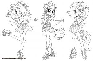 My Little Pony Coloring Pages to Print - Pinkie Pie Coloring Pages to Print Lovely My Little Pony Coloring Page Fresh My Little Pony 14r