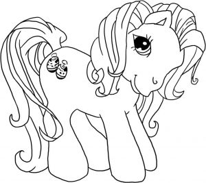 My Little Pony Coloring Pages to Print - My Little Pony Coloring Pages 2q