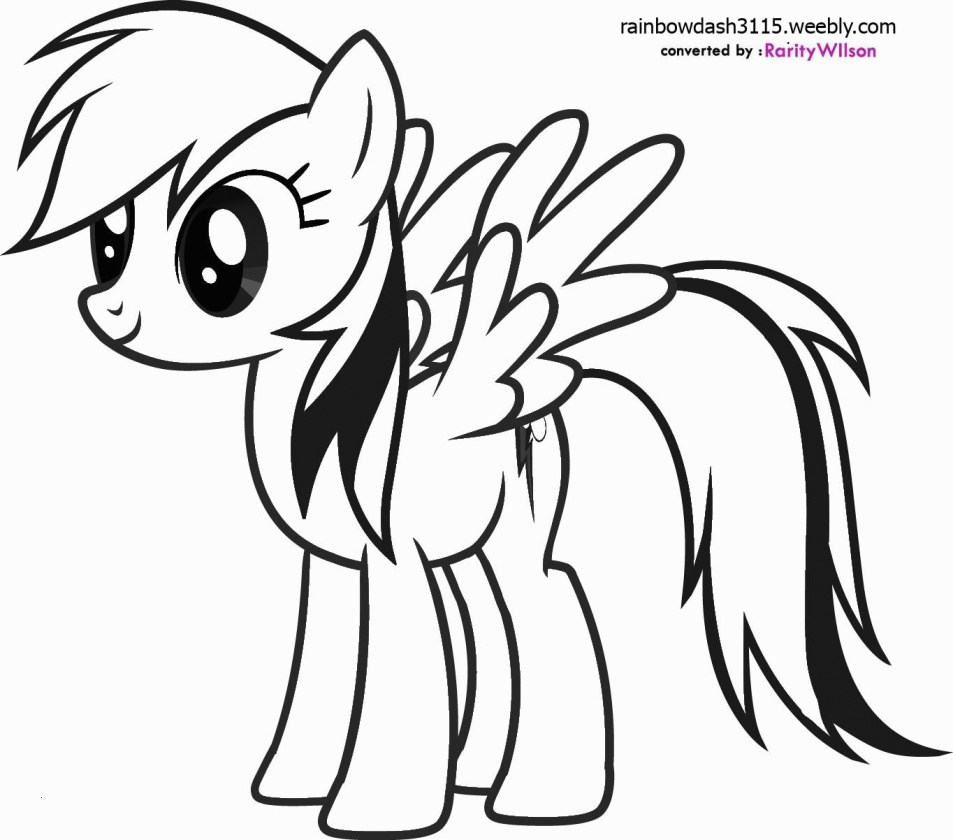 my little pony friendship is magic coloring pages Collection-Best My Little Pony Friendship is Magic Coloring Pages to Print Schön My Little Pony Friendship 4-g
