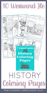 Mystery Of History Coloring Pages - 10 Westward Expansion History Coloring Pages 6h