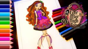 Mystery Of History Coloring Pages - Ever after High Coloring Pages for Kids Ever after High Coloring Book 14j