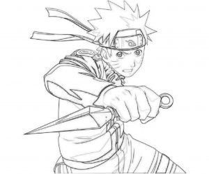Naruto Coloring Pages - Print Color Pages Naruto Coloring Pages to Print Aniversario De 12 Anos Brian 11d