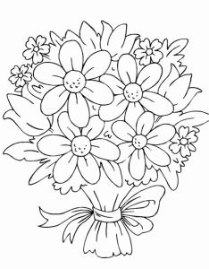 Naruto Coloring Pages - Coloering Pages Example Cool Vases Flower Vase Coloring Page Pages Flowers In A top I 0d 10r