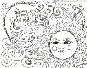 Nature Mandala Coloring Pages - Adult Coloring Page Awesome Nature Adult Coloring Pages Mandala Luxus Foxy Draws Ausmalbilder 17c