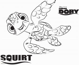 Nemo Coloring Pages - Finding Nemo Coloring Book Inspirationa Finding Dory Coloring Book Unique Finding Nemo Coloring Pages Disney 10g