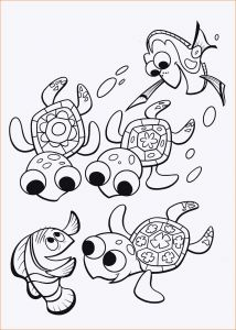 Nemo Coloring Pages - Dory Finding Nemo Coloring Pages Inspirational 40 Ausmalbilder Inspirierend Www Ausmalbilder Kostenlos 18o