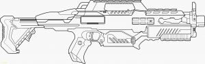 Nerf Coloring Pages - Nerf Guns Coloring Pages Nerf Guns Coloring Pages 7q