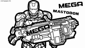 Nerf Coloring Pages - Gun Coloring Pages Nerf Coloring Pages Lovely 20 Luxury Nerf Gun Coloring Pages 16q