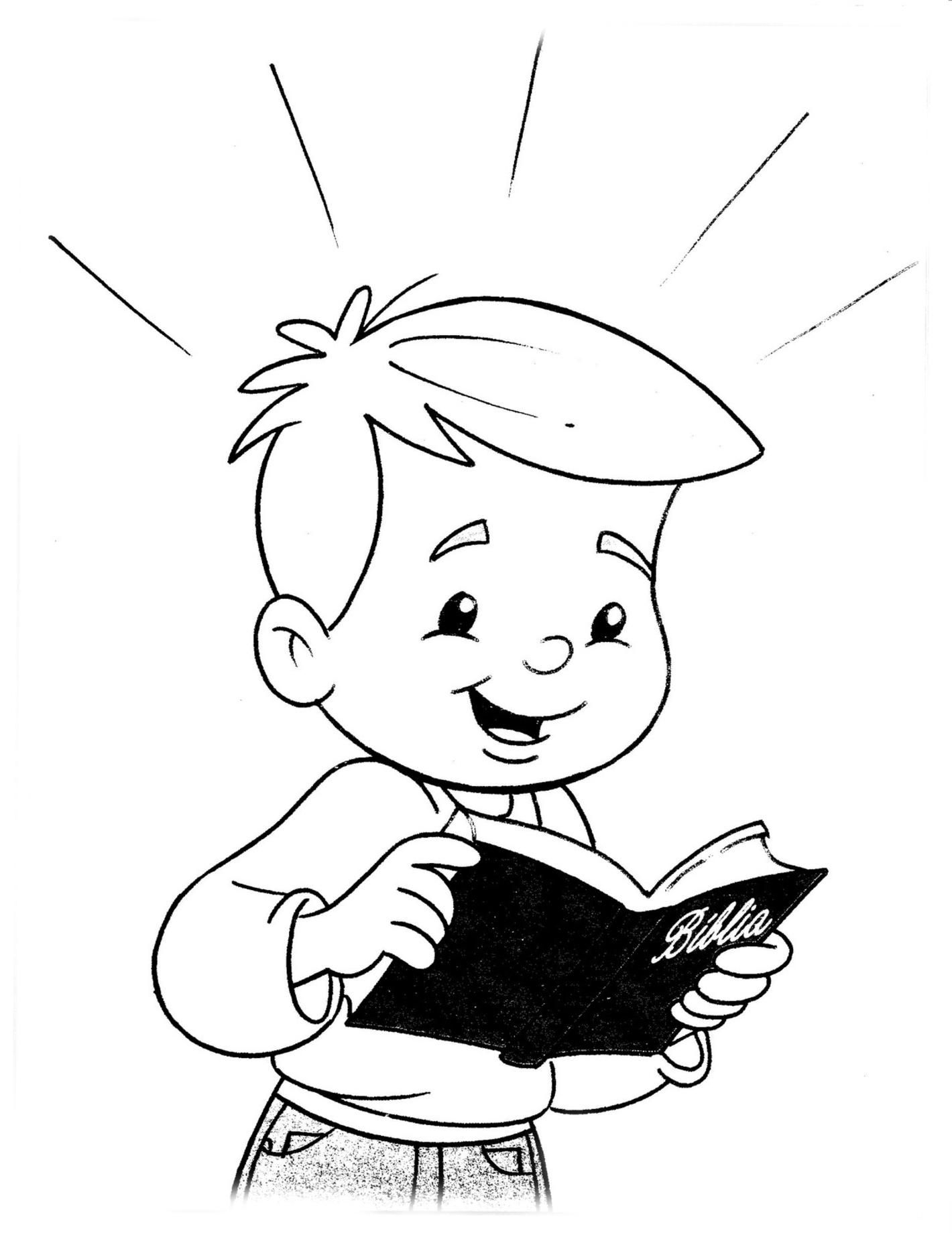 21 New Testament Coloring Pages For Kids Collection