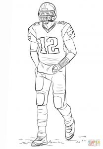 Nfl Mascot Coloring Pages - Nfl Coloring Pages 4e