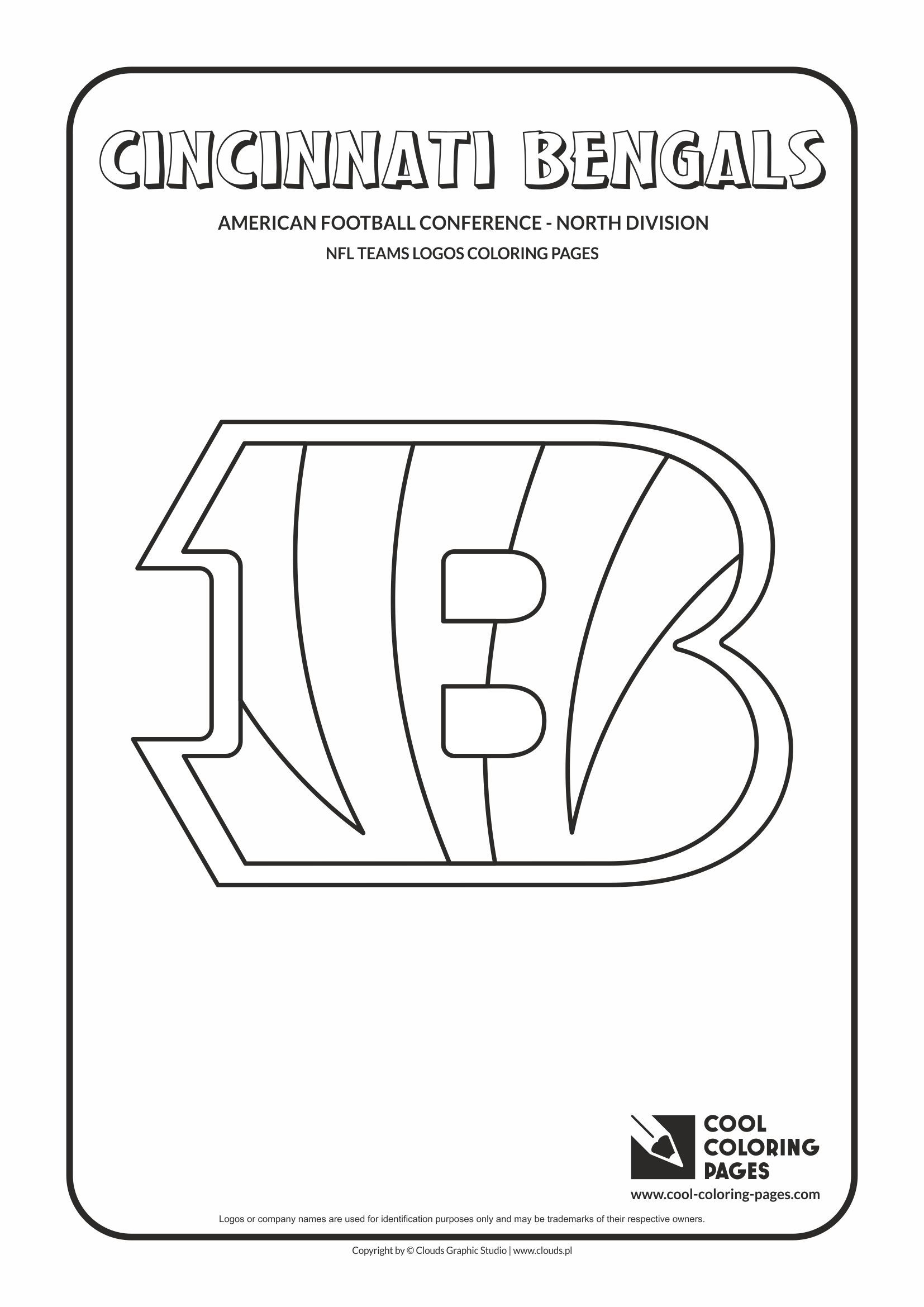 nfl mascot coloring pages Collection-Cool Coloring Pages NFL American Football Clubs Logos American Football… 6-e