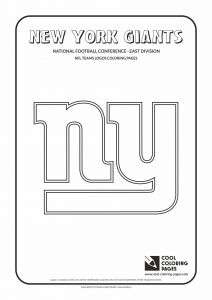 Nfl Mascot Coloring Pages - Cool Coloring Pages Nfl American Football Clubs Logos National Football… 15g