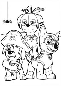 Nick Coloring Pages - Nick Jr Coloring Pages Paw Patrol Download 2a