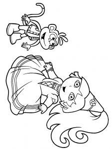 Nick Jr Coloring Pages - Beautiful Nick Jr Coloring Pages 8o