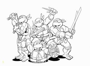 Nickelodeon Cartoon Coloring Pages - Ninja Turtles Color Pages Nickelodeon Ninja Turtles Coloring Pages 14f