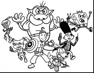 Nickelodeon Cartoon Coloring Pages - Loud House Coloring Pages Nickelodeon Color Superb with for Alluring Family Characters Colouring Games 8 1d