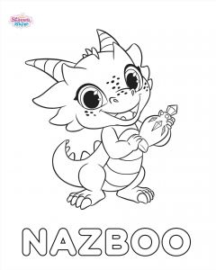 Nickelodeon Coloring Pages Online - Nick Jr Shimmer and Shine Coloring Page Get Coloring Pages 2o