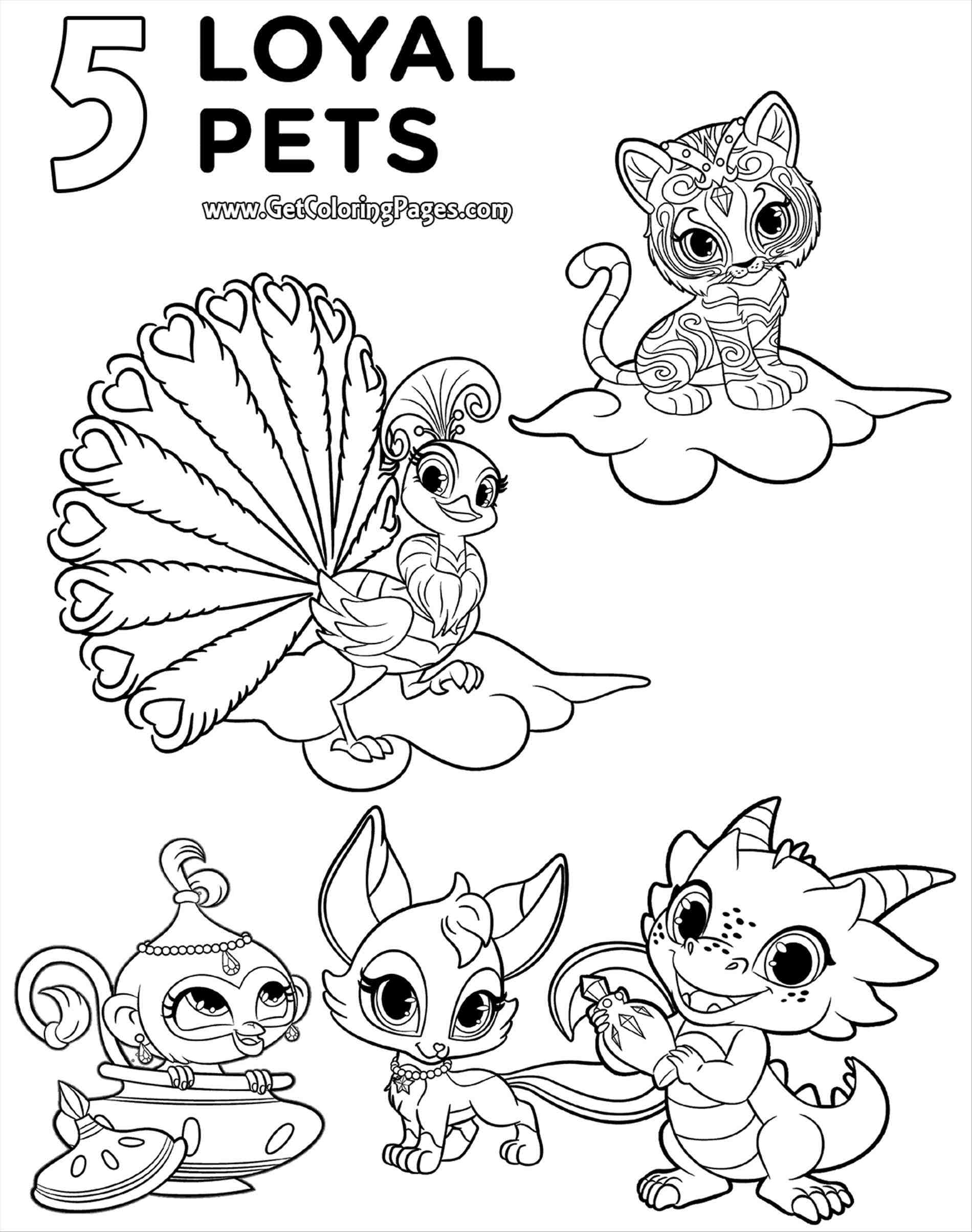30 Nickelodeon Coloring Pages Online