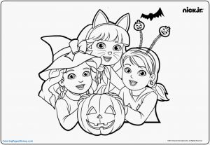 Nickelodeon Coloring Pages Online - Shimmer and Shine Printable Coloring Pages Alert Famous Nick Jr Coloring Sheets Dora Games Best Printables 20b