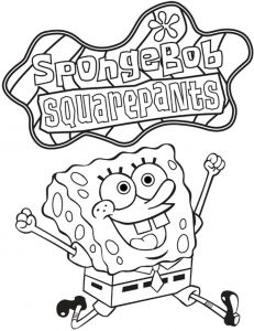 Nickelodeon Coloring Pages Online - Coloring Detail 10s