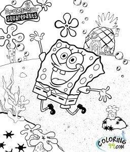 Nickelodian Coloring Pages - Spongebob Face Coloring Pages Nickelodeon Coloring Pages Cool Coloring Pages 9h