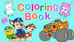 Nickjr Coloring Pages - Nick Jr Coloring Book Spongebob Squarepants Coloring Pages Games Nick Jr and Yintan Picture 17a