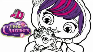 Nickjr Coloring Pages - Little Charmers Coloring Page Unique 14 Unique Nick Jr Coloring Pages Printable Graph 20d