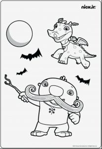 Nickolodean Coloring Pages - Team Umizoomi Coloring Pages Download and Print for Free 35 Awesome Nick Jr Coloring Pages 7b