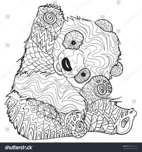 Nicky Ricky Dicky and Dawn Coloring Pages - Nicky Ricky Dicky and Dawn Coloring Pages 24m Adult Coloring Pages Pandas 8 G Hand Drawn Coloring Pages Panda Illustration Stock 12j