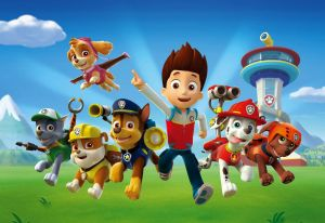 "Nicky Ricky Dicky and Dawn Coloring Pages - Nickelodeon Australia & New Zealand Partners with Showtime attractions for ""paw Patrol"" Live events 1b"