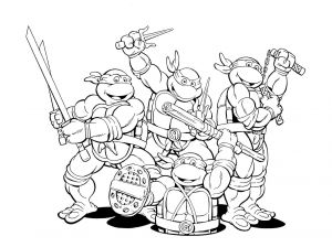 Ninja Turtle Free Coloring Pages - Free Ninja Coloring Pages 23f Uncategorized Ninja Turtle Coloring Pages for Kids Best Teenage Mutant Ninja Coloring Pages Crafty Stuff 17o