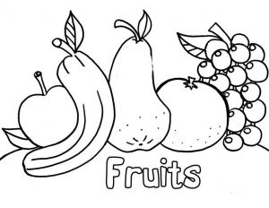 Numbers Coloring Pages Pdf - Coloring for Kids Free Printable Fruit Coloring Pages for Kids Coloring for 14l