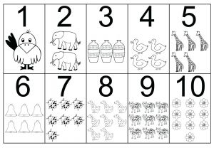 Numbers Coloring Pages Pdf - Coloring Pages Numbers 1 5 Numbers Coloring Pages 1 10 Best Preschool Number Coloring Pages 18o