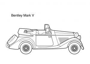 Old Cars Coloring Pages - Awesome Old Cars Coloring Pages Verikira 2a