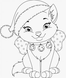 Oriental Trading Christmas Coloring Pages - Best Christmas Coloring Books for Kids Elegant Christmas Coloring Pages for Kids Example Best Od Dog 16a