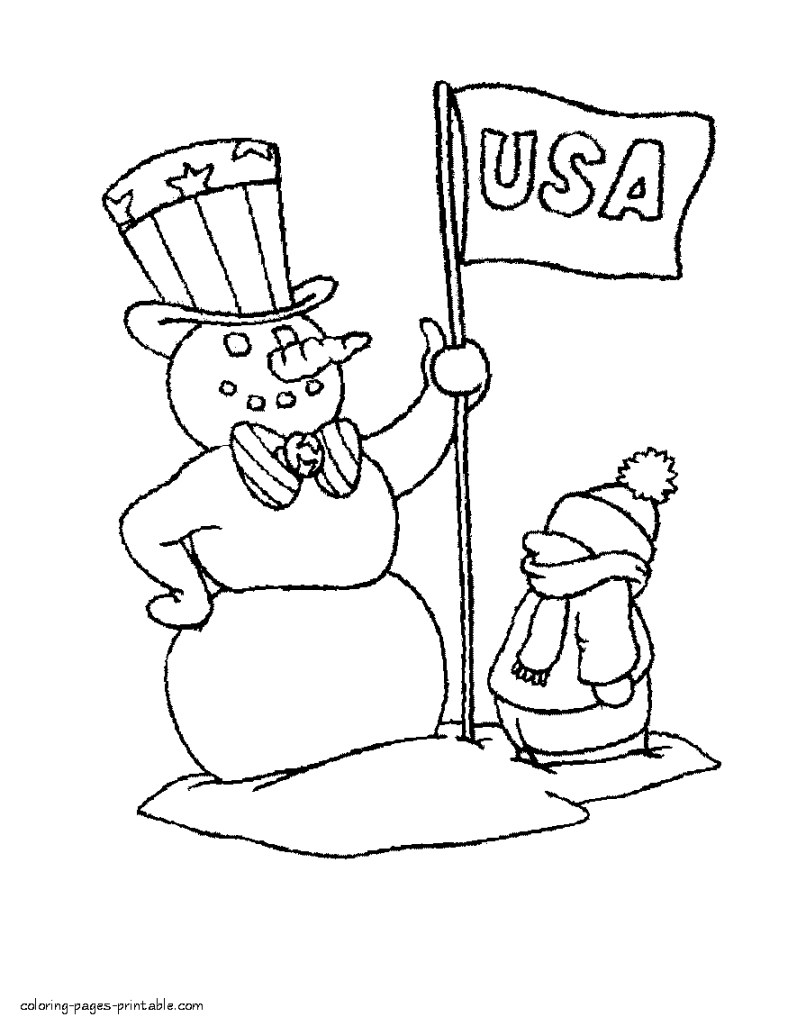 graphic relating to Patriotic Coloring Pages Printable referred to as 27 Patriotic Coloring Webpages Obtain - Coloring Sheets