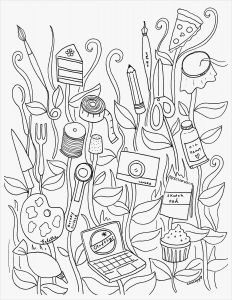 Pen Coloring Pages - Best Beautiful Coloring Pages Fresh Https I Pinimg 736x 0d 98 6f 2 3t
