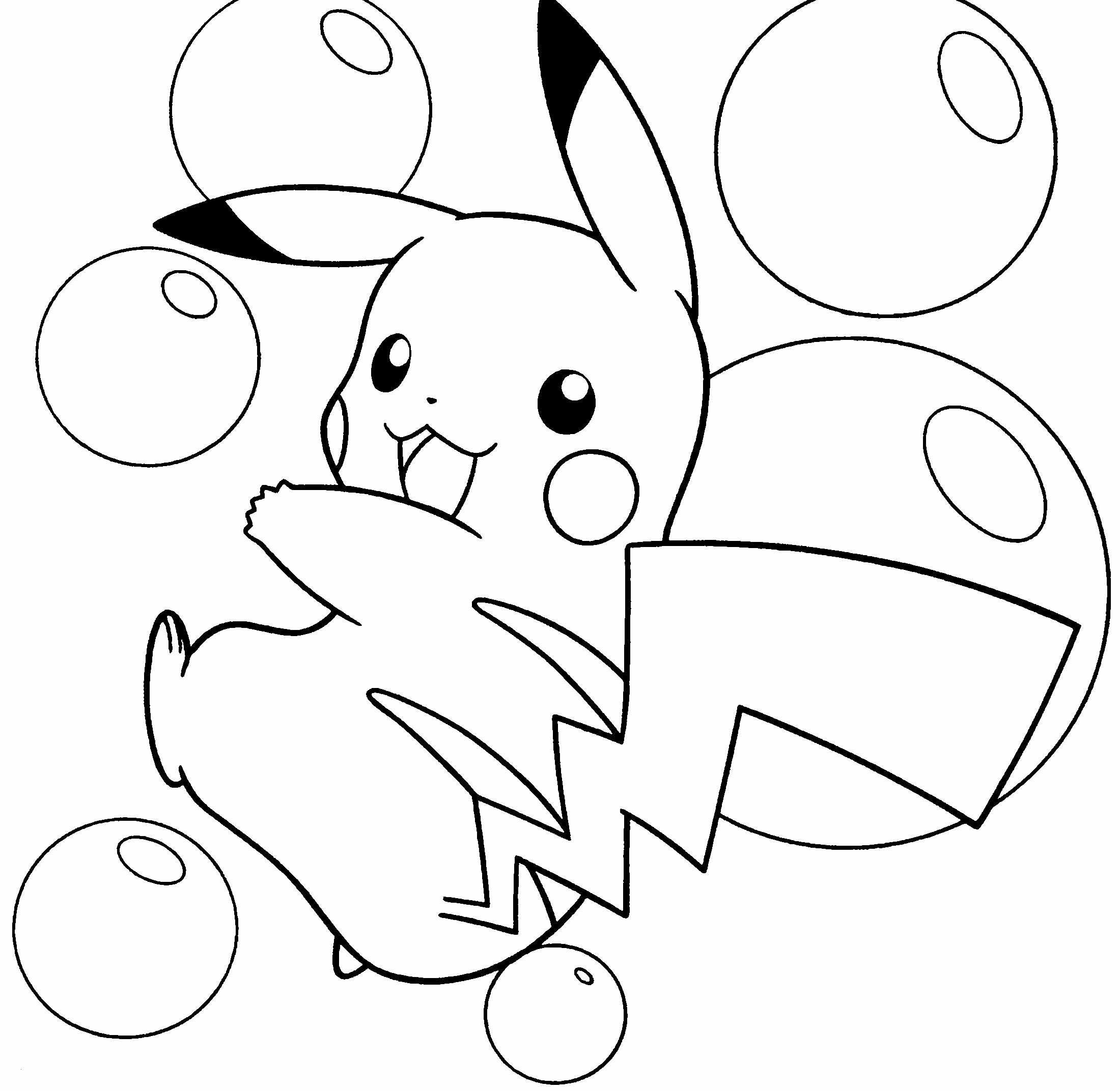 pikachu coloring pages Collection-Pikachu Coloring Pages Free Frisch Pokeball Ausmalbilder 9-k