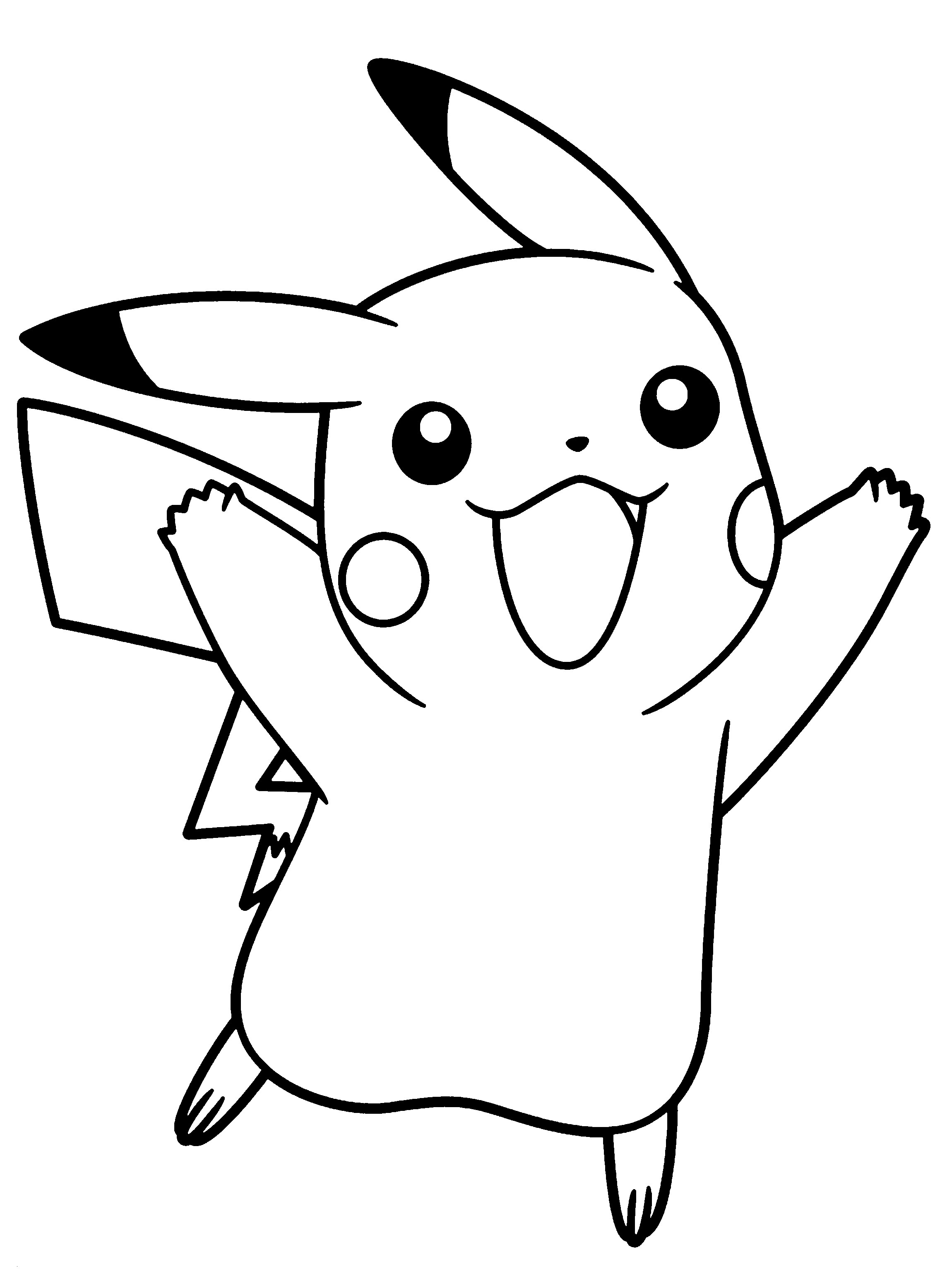 pikachu coloring pages Collection-Pikachu coloring pages to and print for free 4-i